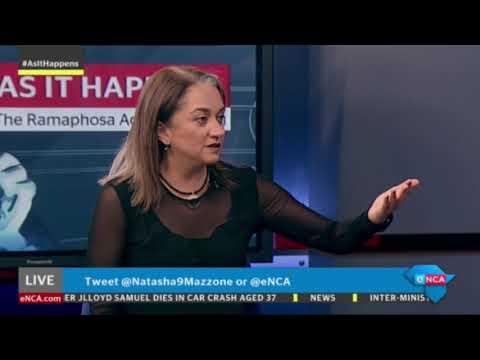 As It Happens with Natasha Mazzone. Part 3
