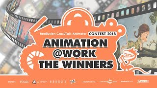 Animation At Work Contest 2018 - Winner Announcement