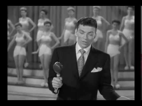 Frank Sinatra and Gloria DeHaven -