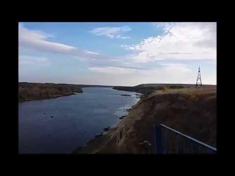 Тихий Дон в станице Трехостровская Волгоградской области