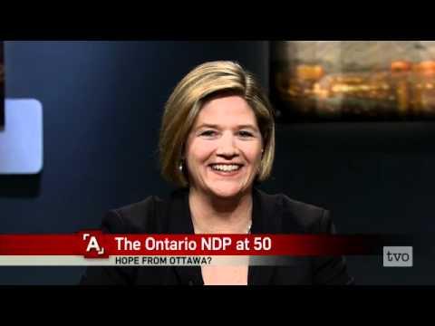 The Ontario NDP at 50