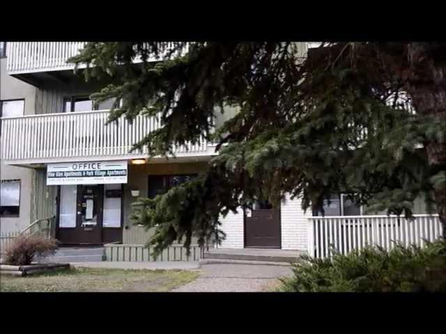 Pine Glen & Park Village, Prince George, BC