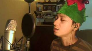 where are you christmas (faith hill cover) - michael azarraga