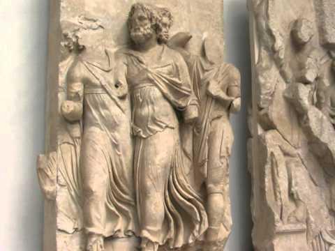 Das Pergamonmuseum in Berlin