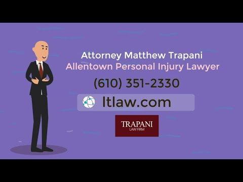 Personal Injury Attorney Allentown, PA, Bethlehem, Lehigh