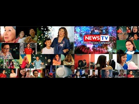 May Pag-asa Campaign-GMA News TV Station ID 2014