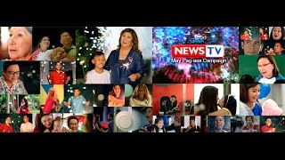 May Pag-asa Campaign-GMA News TV Station ID 2014