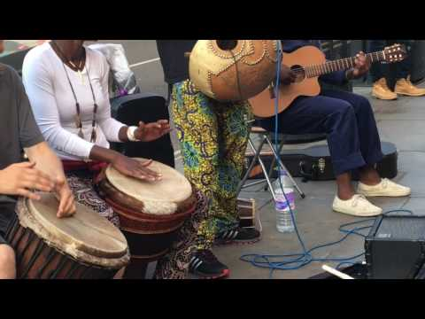 World music in London