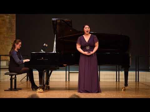 "Connais-tu le pays? Opera""Mignon""(A.Thomas) - Mezzo-Soprano Heain Youn"