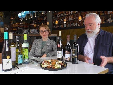 Какое вино подходит к какой еде?