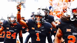 Oklahoma State vs. Baylor 2015 football hype video