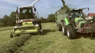 TraktorTV Folge 29 - Mähen - Pressen - Häckseln