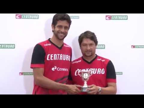 Marcelo Melo fala da conquista do título em Roland Garros