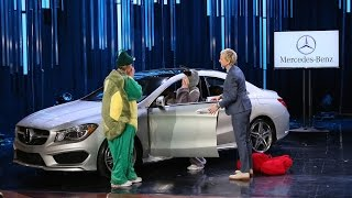 Who Will Win a Mercedes-Benz?!