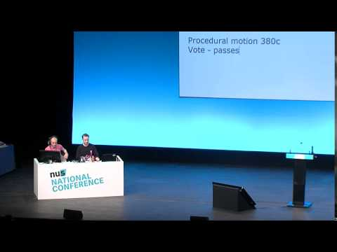 NUS National Conference 2015