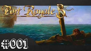 PORT ROYALE 3 #001 - Schiffbruch mit Pferdeschwanz [HD+] [XBOX360] | Let