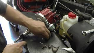 HEI Jeep Install