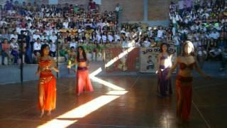 bailarinas del colegio carlos lleras restrepo
