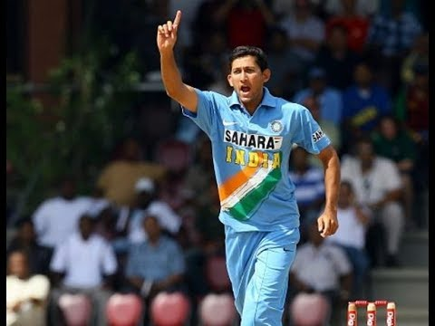 Ajit Agarkar Swing and Fire bowling in Indian Cricket History
