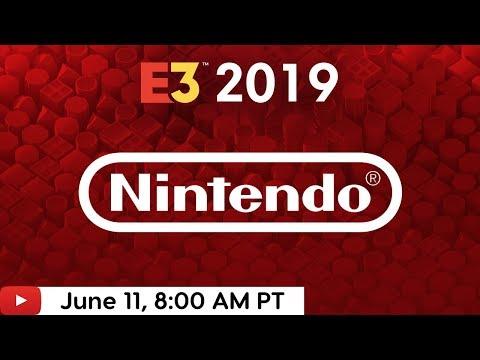 Ign E3 2019 Schedule Nintendo Direct E3 2019 & MIB International Red Carpet + More