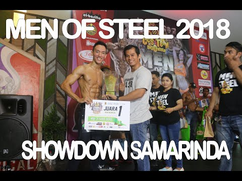 Men Of Steel 2017 Showdown Samarinda. Team Barbell GYM.