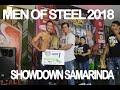 Men Of Steel 2017 Showdown Samarinda. Team Barbell GYM.