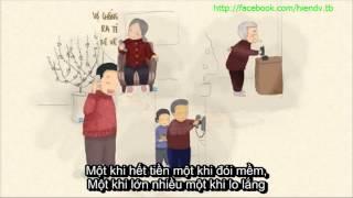 [Viet Sub]Về nhà thôi ! - Gia đình là số 1 OST- Tăng Nhật Tuệ - Có phụ đề karaoke