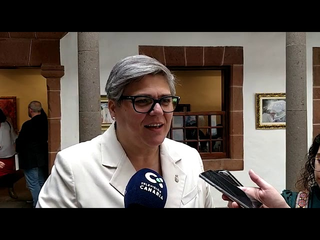 Valoraciones de la alcaldesa de Los Llanos de Aridane sobre Brismedical