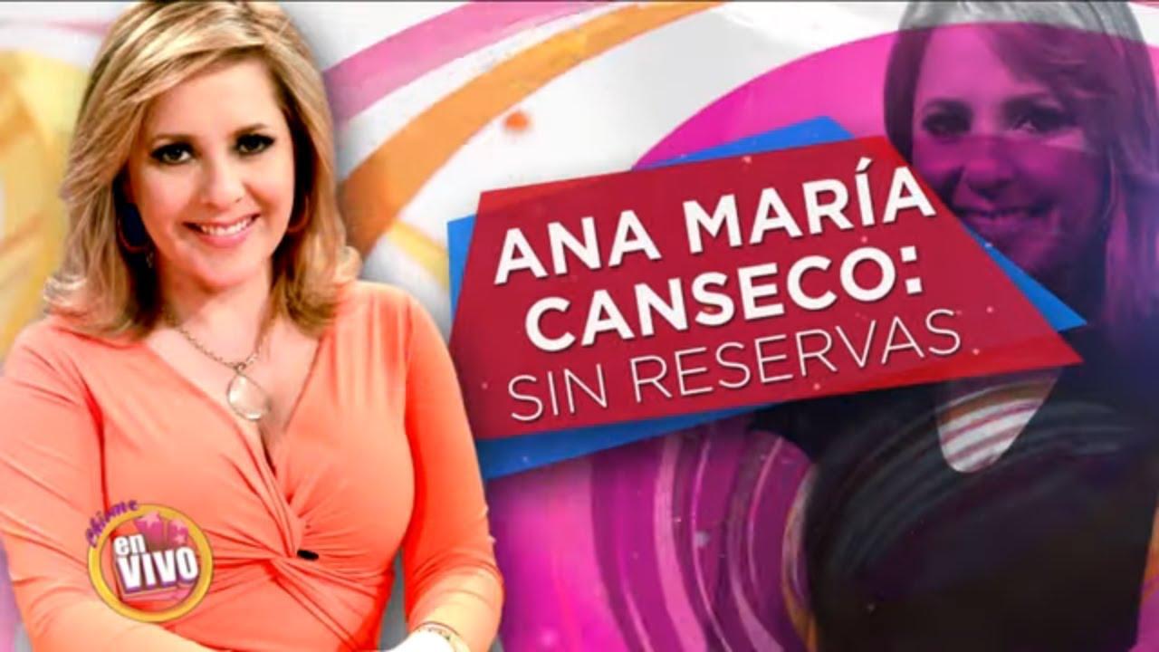 Ana María Canseco cayó enferma luego de anunciar la muerte de JOSE JOSE | Chisme En Vivo