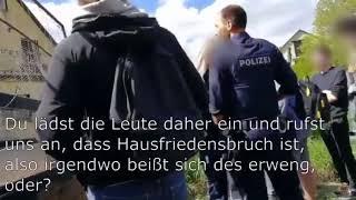 Drachenlord wird von Polizist (Herr Müller) gedisst!
