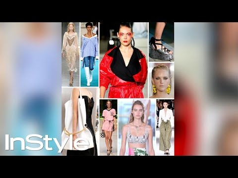 Spring 2017 Fashion Trends | InStyle