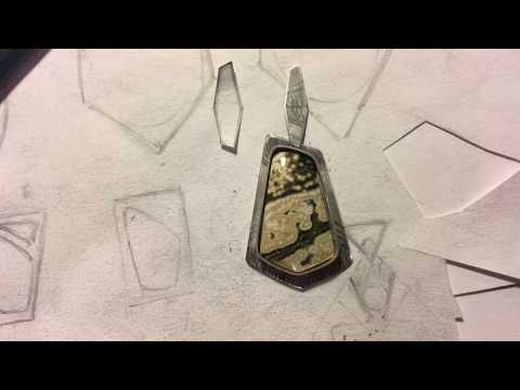 Jewelry 101: How to Make a Pendant - Part 1 -  and General Silversmithing Tips!