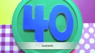 Spanish For Kids - Counting to 100 by Tens thumbnail