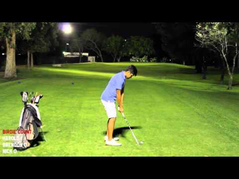 GOLF | Par 3 Challenge with Mini Tour Pro