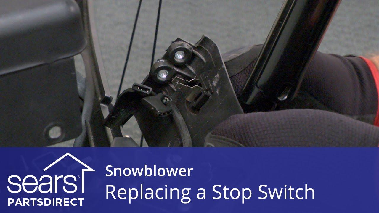 snow blower ignition wiring diagram [ 1280 x 720 Pixel ]