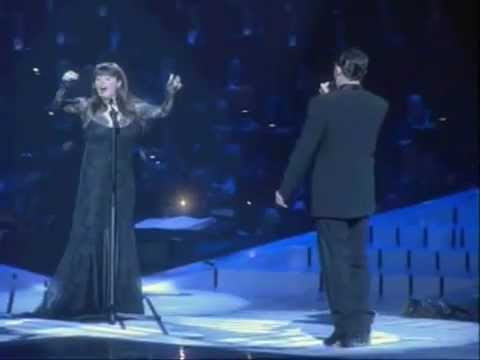 Sarah Brightman & Antonio Banderas -The Phantom Of The Opera