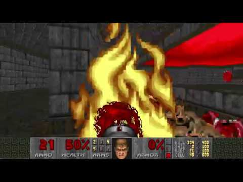 The Doom 2 (I'm too young to die): chillax, TAS – MAP47