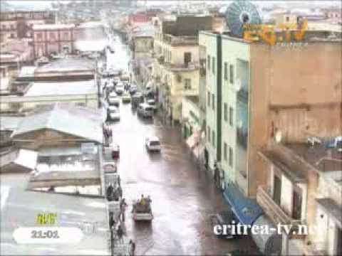 eritrean news snow in asmara eritrea youtube