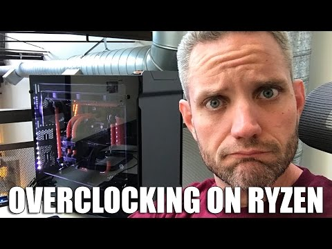 Has AMD Ryzen 1800X Overclocking improved since launch?