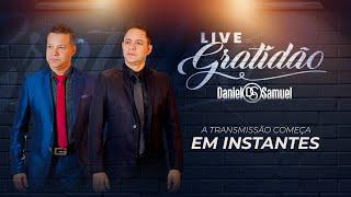 Live Gratidão - Daniel & Samuel