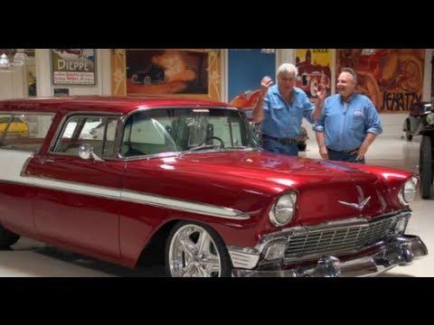 1956 Chevrolet Nomad Restomod Jay Leno S Garage