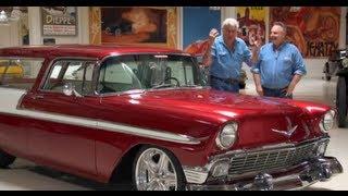 1956 Chevrolet Nomad Restomod - Jay Leno