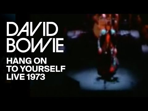 David Bowie - Hang On To Yourself (Live Hammersmith 1973)