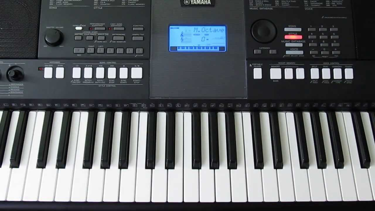 mega voice yamaha psr e423 by toffa alimoff youtube. Black Bedroom Furniture Sets. Home Design Ideas