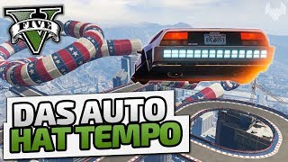 Das Auto hat Tempo - ♠ GTA V Online Season 2 ♠ - Let's Play GTA V Online - Dhalucard