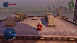 LEGO MARVEL AVENGERS HOW TO RUN FASTER THAN QUICKSILVER