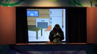 Georgetown Public Library - GPL Puppet Collective - How Do Dinosaurs Eat their Food?