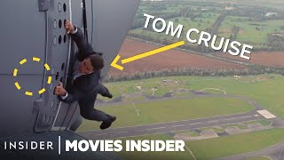 How Tom Cruise Pulled Off 8 Amazing Stunts | Movies Insider