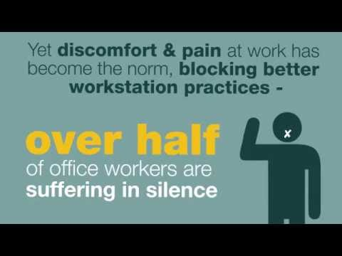 Getting Your Employees Working Well - with Fellowes ergonomics