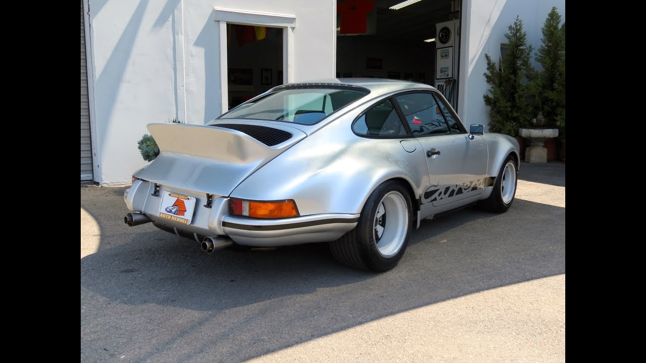 1972 Porsche 911 Rsr By Autokennel Inc Youtube